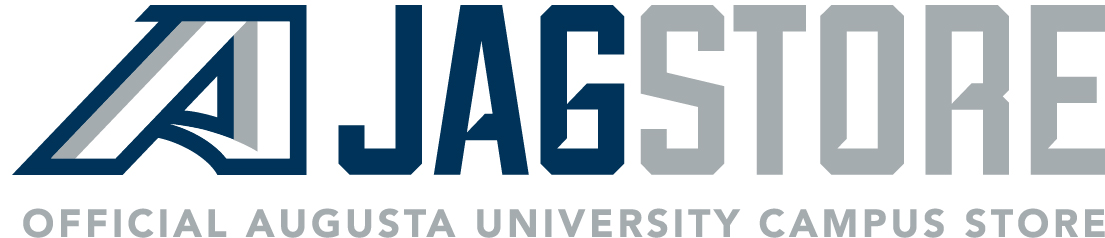 Augusta University branded merchandise in the JagStore