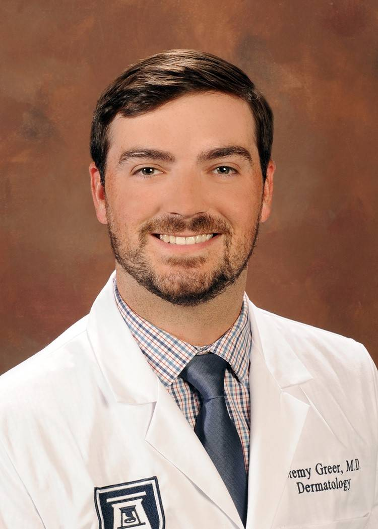photo of Jeremy P. Greer, MD