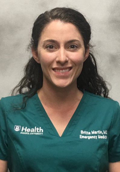 photo of Britta Martin, MD