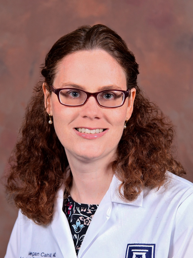 photo of Megan Cahill, MD