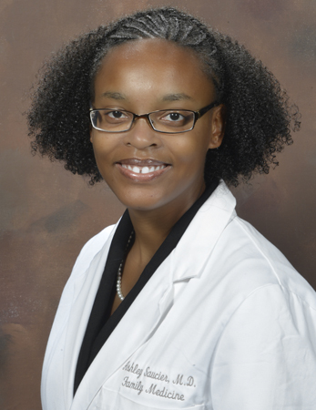 photo of Ashley Saucier, MD