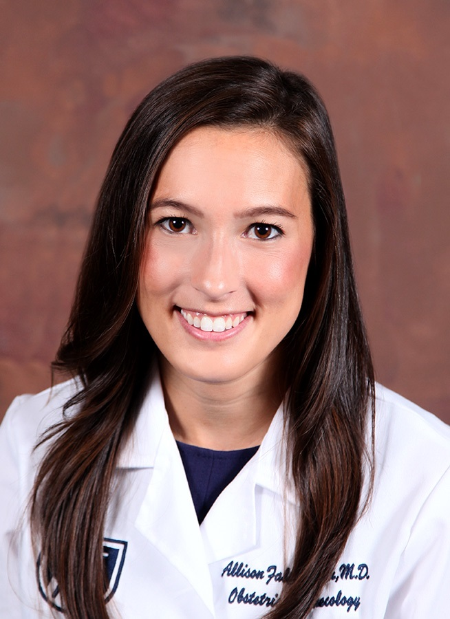 photo of Allison Falkenstrom, MD