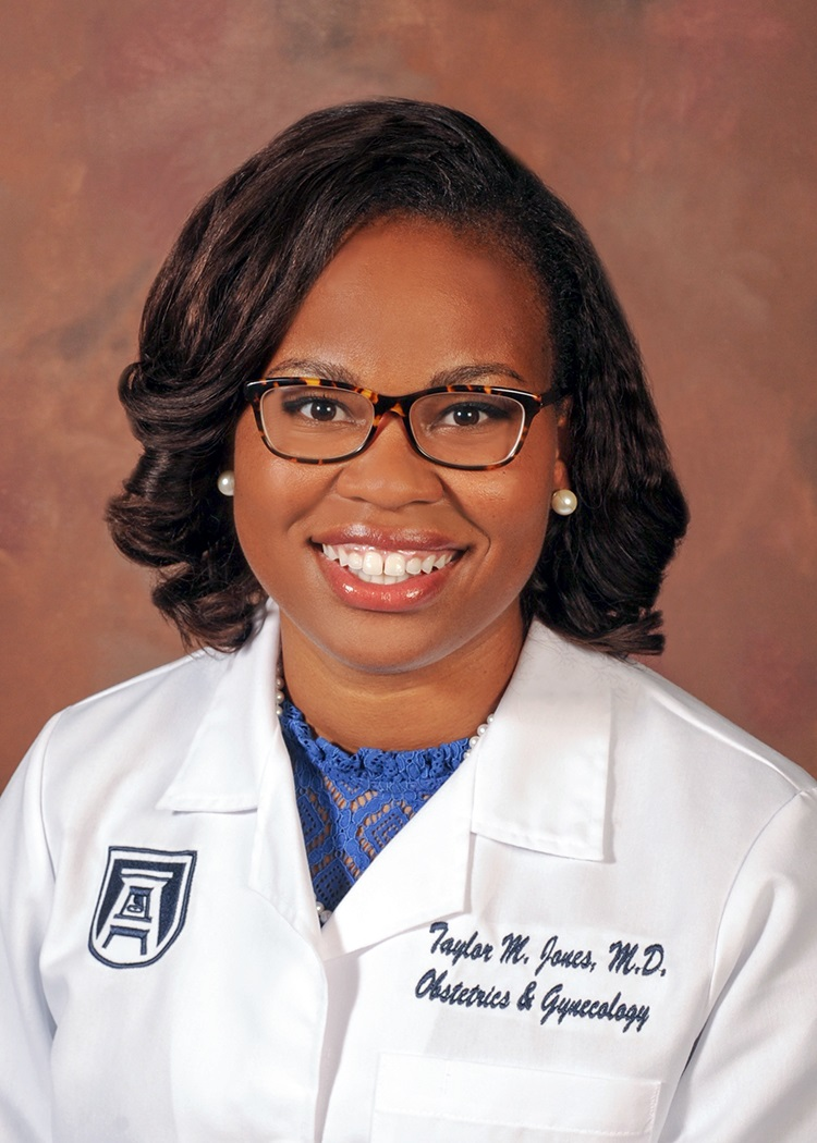 photo of Taylor Jones, MD