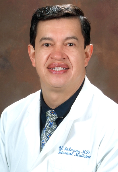 photo of William H. Salazar, MD, FACP, FAACH