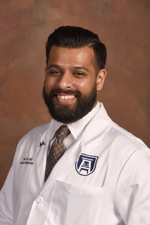 photo of Syed Ali, MD
