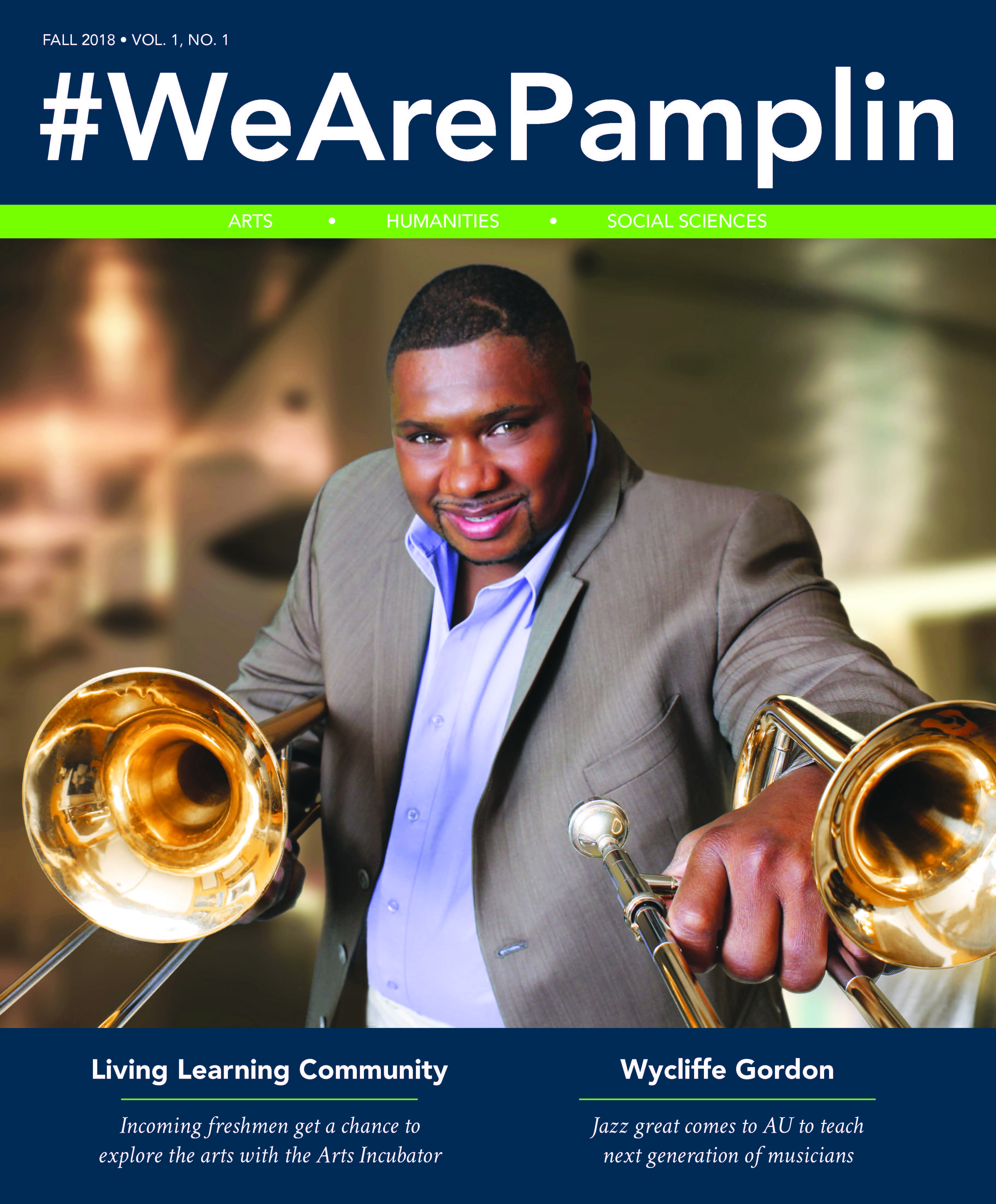 #WeArePamplin