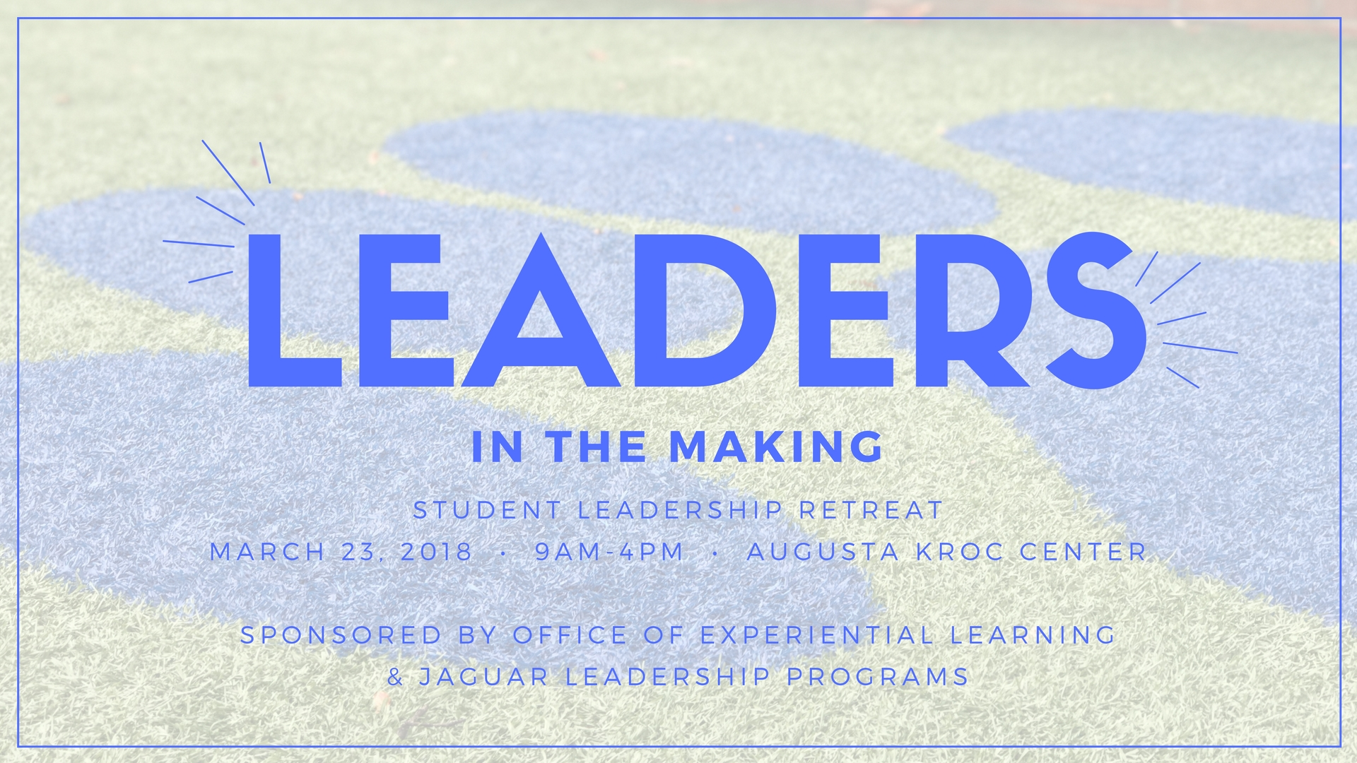 Leaders in the Making Banner